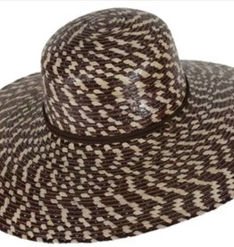 Tula Hats Victoria Brown Checkered
