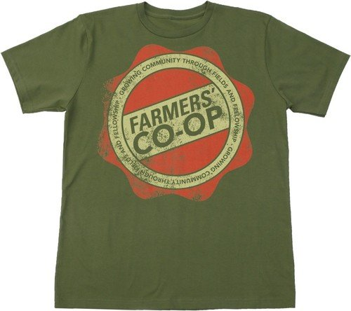 Green 3 Apparel Farmers CO-OP