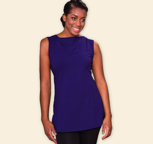 Maggies Organics Sleeveless Tunic