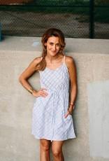 Liz Alig Breanna Drawstring Dress