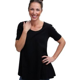 Green 3 Apparel SS Rib Tunic