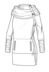 Nomads Hempwear Merkaba Tunic