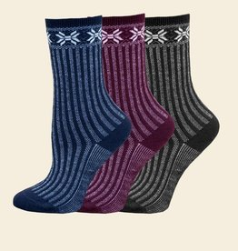 Maggies Organics Wool Sweater Sock