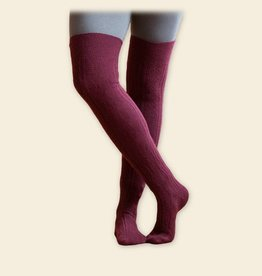 Over the Knee Wool Sock