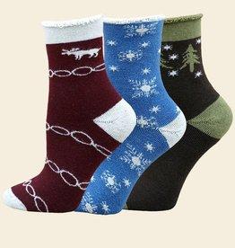 Maggies Organics Wool Holiday Snuggle
