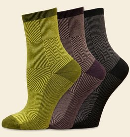 Maggies Organics Trouser Patchwork Sock