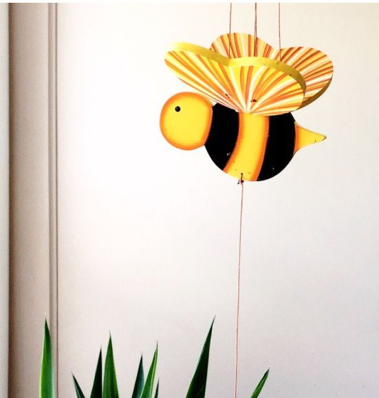Tulia's Artisan Gallery Bee Mobile