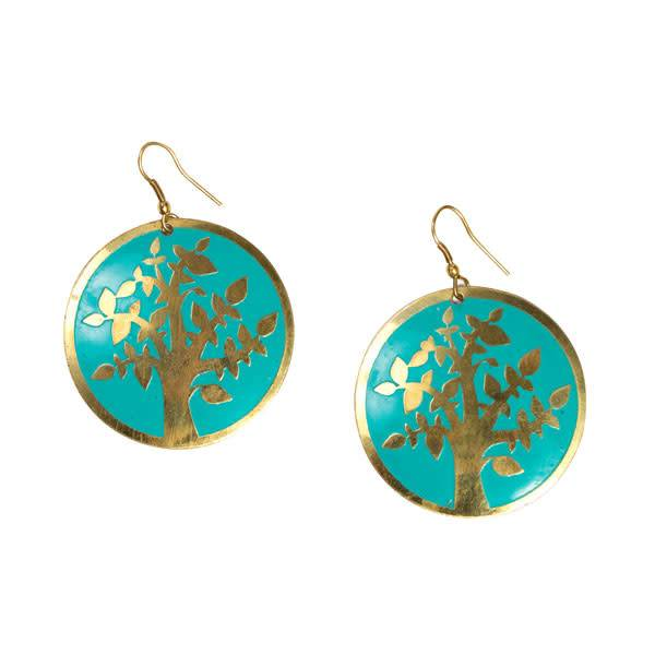 Matr Boomie Tranquil Bodhi Earrings