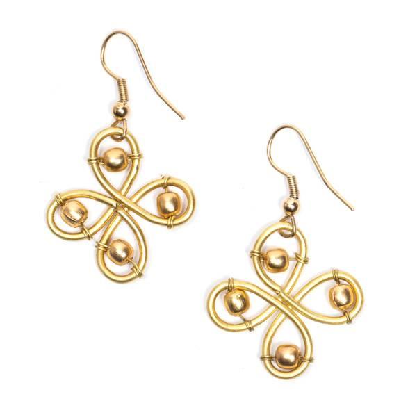 Matr Boomie Banyan Blossom Earrings