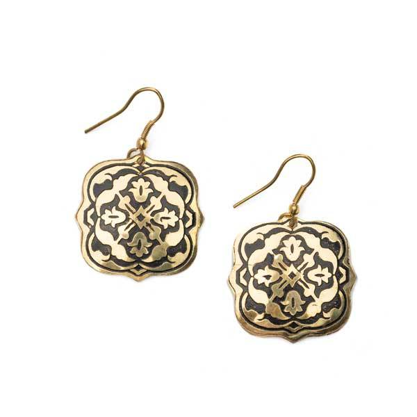 Matr Boomie Arabesque Earrings