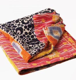 SERRV Kantha Throw