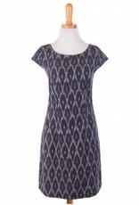 Mata Traders Ikat Mini Dress