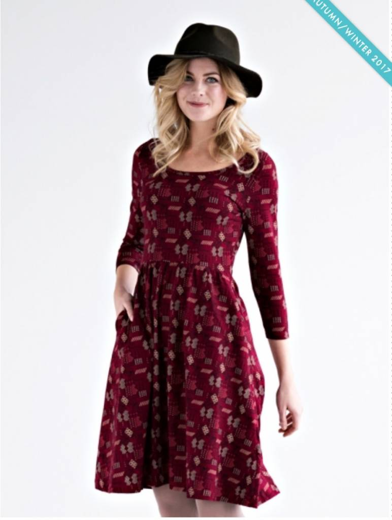 Mata Traders Rosalie Dress