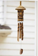 Balinese Mask Wind Chime