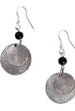 Matr Boomie Black Market Earrings