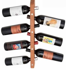 7 Bottle Wall Wine Rack