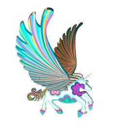 Unicorn Flying Mobile Large