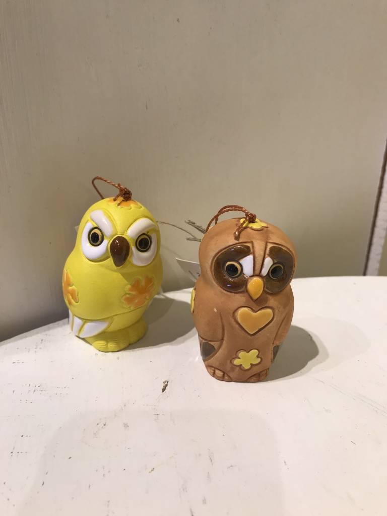 SERRV Wise Owls Ornament