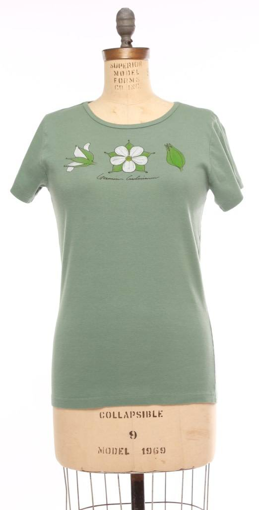 Green 3 Apparel Geranium