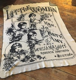 Little Women Throw