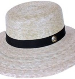 Tula Hats Rockport Black Band