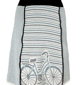Green 3 Apparel Bicycle 4-Panel Skirt