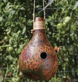 Royal Gourd Birdhouse