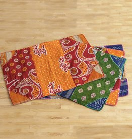 Kantha Placemat Each