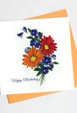Birthday Wild Flowers