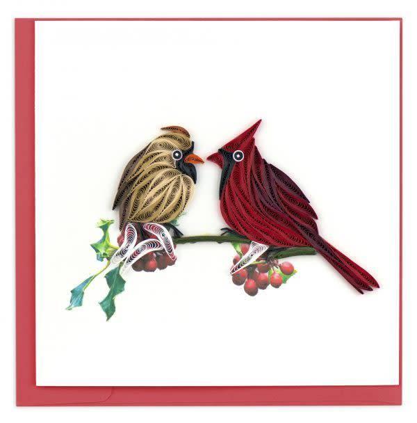 Cardinal Couple