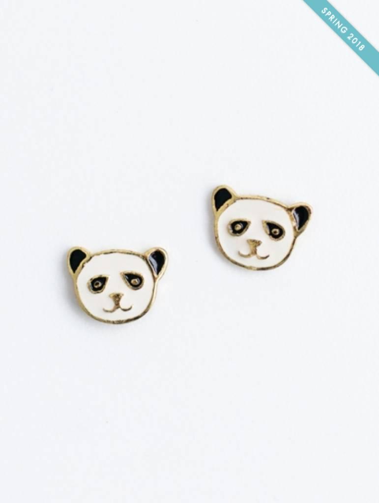 Panda Studs