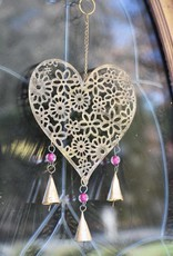 Hearts of Flowers Chime