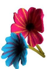 Large Felted Flower