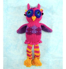 Pink Owl Dandy Doll