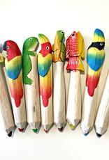 Animal Balsa Crayon Bundle