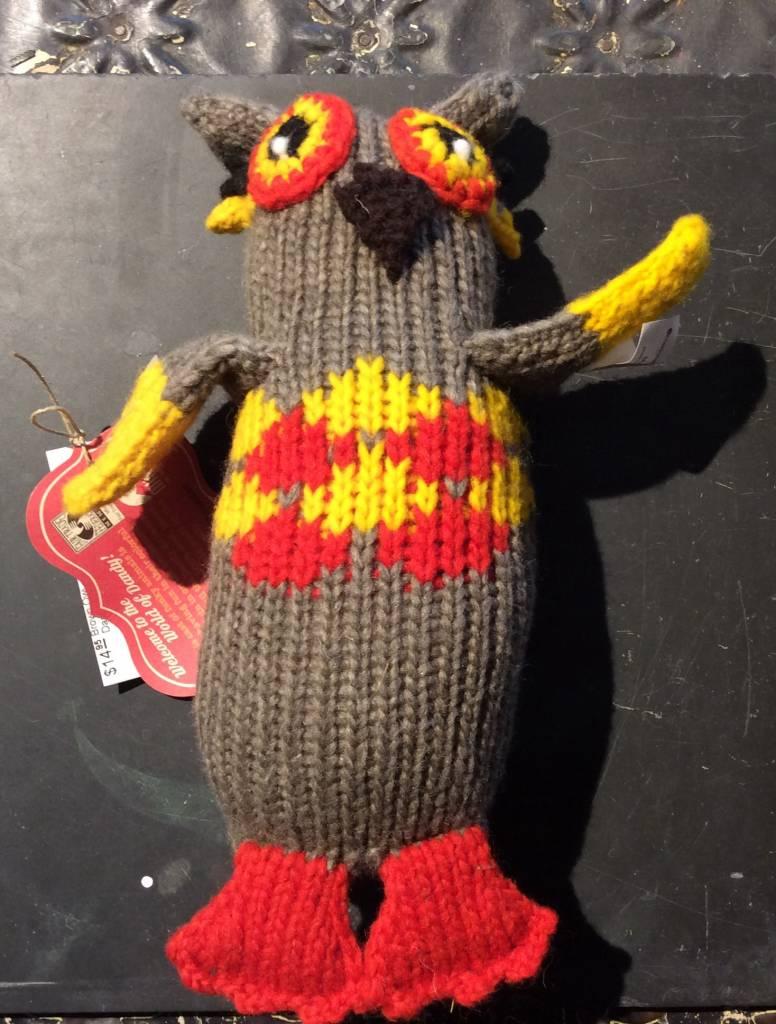 Brown Owl Dandy Doll