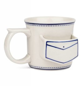 Ten Thousand Villages Cookie Pocket Mug