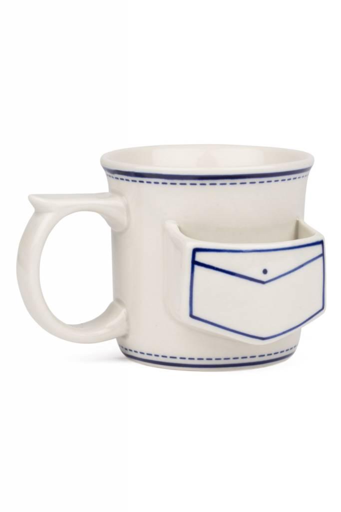 Ten Thousand Villages Cookie Pocket Mug