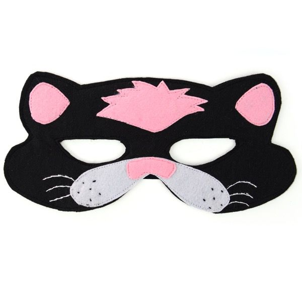 Cat Felt Mask
