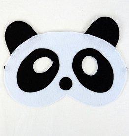 Panda Felt Mask