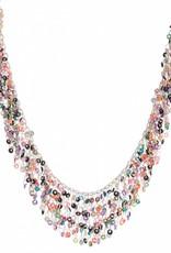 SERRV Shimmering Rainbow Necklace