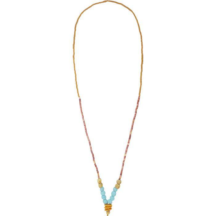 Fusion Necklace Mustard
