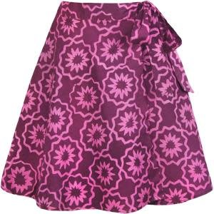 Global Mamas Wrap Skirt