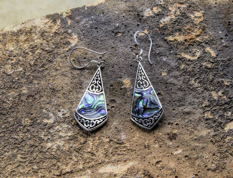 Kupu Earrings