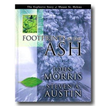 Dr. John Morris Footprints in the Ash