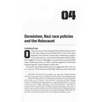 Dr. Jerry Bergman Hitler and the Nazi Darwinian Worldview