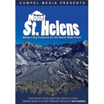 Mount St. Helen's 2012 (DVD)