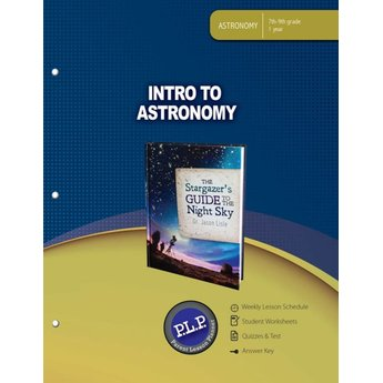 Dr. Jason Lisle PLP: Intro to Astronomy