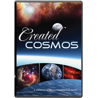 Dr. Jason Lisle Created Cosmos - Special Edition (DVD)