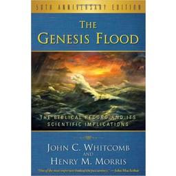 Dr. Henry Morris The Genesis Flood, 50th Anniversary Edition